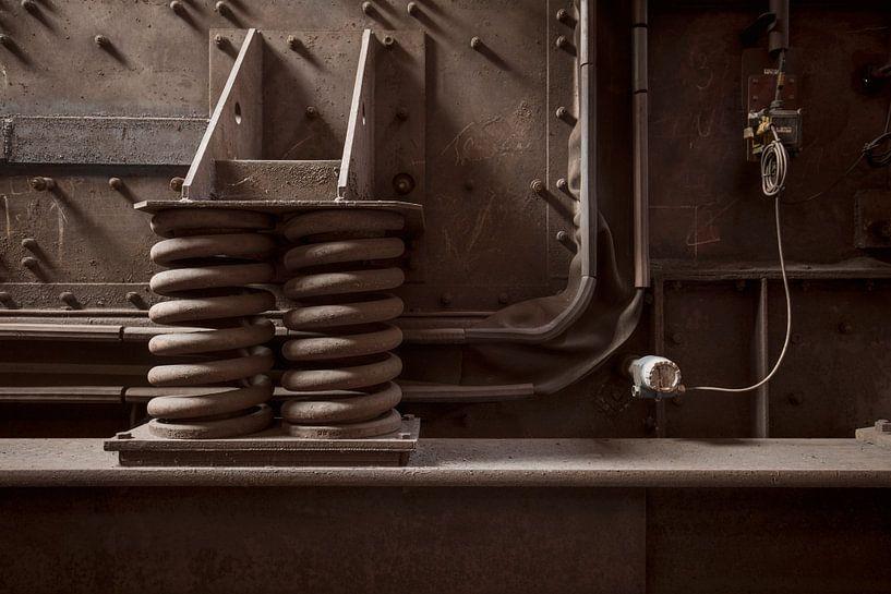 Eisenindustrie von Kristof Ven