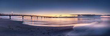 Ostsee bei Scharbeutz im sanften Morgenlicht von Voss Fine Art Photography