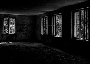 Verlassenes Zimmer von Iritxu Photography