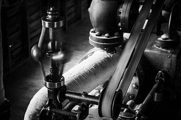 Dampfmaschine von Erwin Blekkenhorst