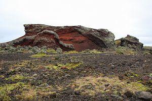 Lavasteen IJsland