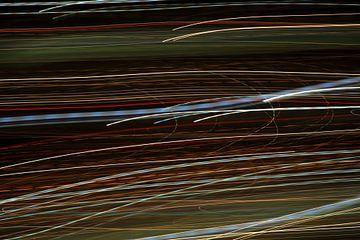 Colour lines van Jolanta Mayerberg