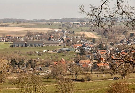 Panorama Mechelen in Zuid-Limburg