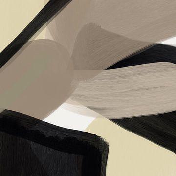 Modern Abstract -fabula van YOPIE illustraties