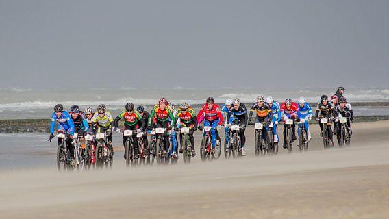 NK Strandrace 2014 tweede groep 1