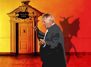 Advocaat van de duivel van