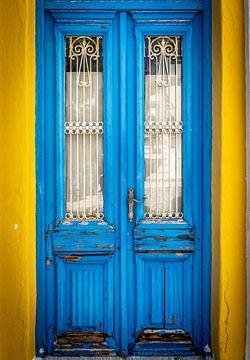 Griekse deuren van Mario Calma