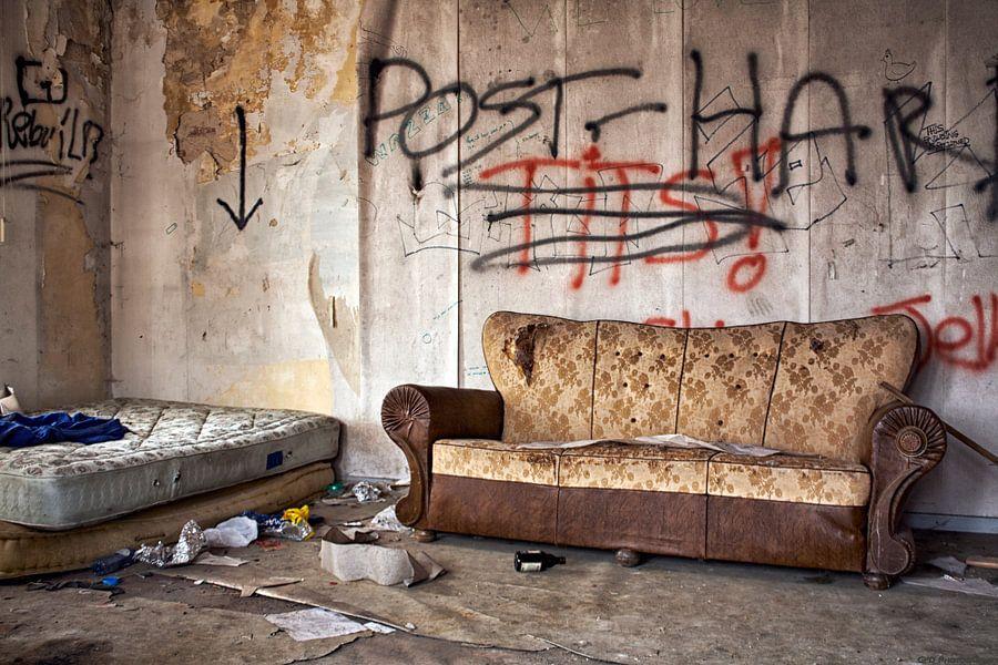 Take a seat van GVD Photography