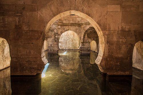 Romeins bad bij Alhama de Granada van Gerrie Tollenaar