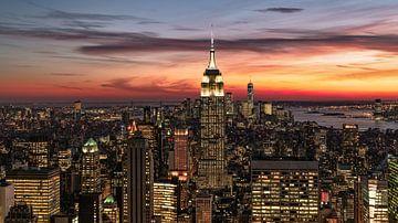New York Citylights von Achim Thomae