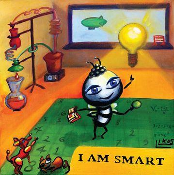 I am smart van
