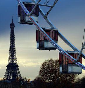 Reuzenrad van Parijs