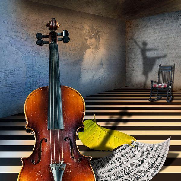 Chamber music van Erich Krätschmer