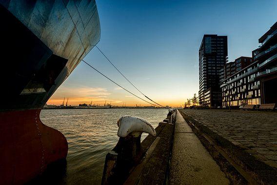 De Lloydkade Rotterdam van Rob van der Teen