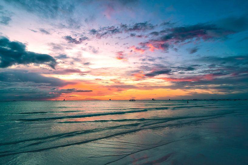 Boracay, Philippinen von Tom Uhlenberg