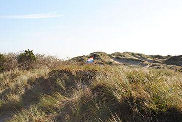 Hollandse vlag von Miranda Zwijgers
