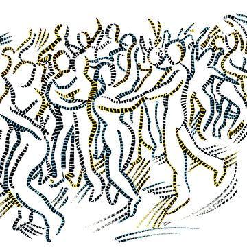 Fest der Verbindung von ART Eva Maria
