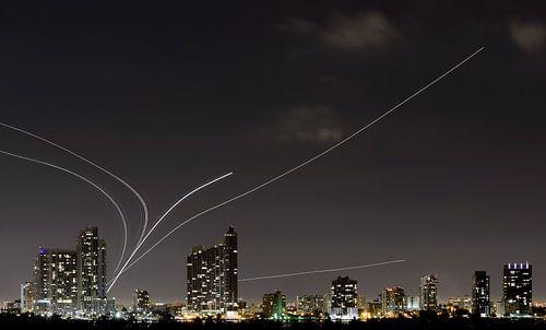 Vliegtuigen Verlaten Miami