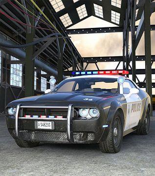 Police Car_HMS van H.m. Soetens