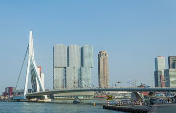 Rotterdam havenstad van Eelke Cooiman