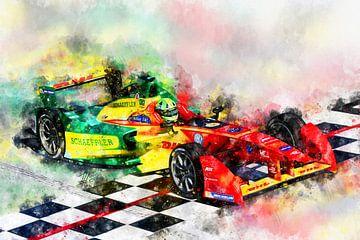 Lucas di Grassi, Formule E van Theodor Decker