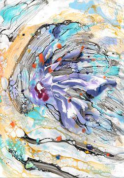 Wings in the Breeze van Christa Kerbusch