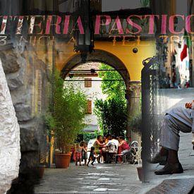 italiaanse impressie van MadebyGreet greetvanbreugel