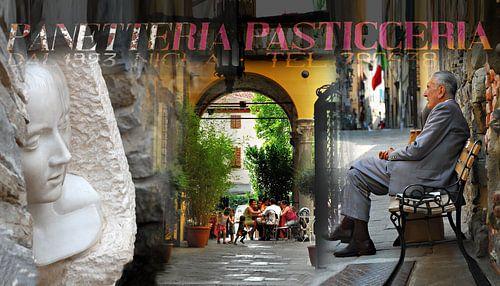 italiaanse impressie van