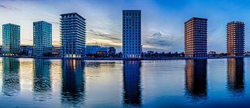 Kattendijk-Dock Antwerpen ( Eilandje) von Bruno Hermans