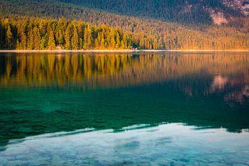 Zomer aan het meer