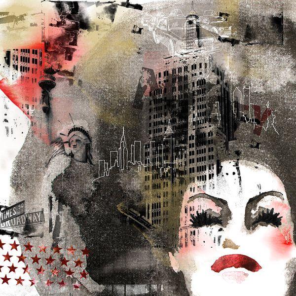 Big City van Olga Tromp