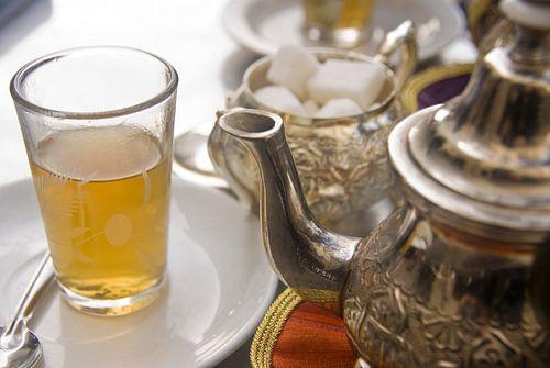 Marokkaanse thee van
