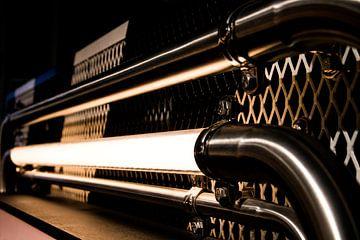 Guinness Museum - Industrieel design. van M. Beun