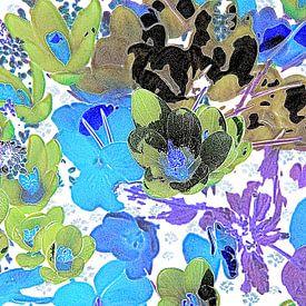 Creatieve bloemen van CreaBrig Fotografie