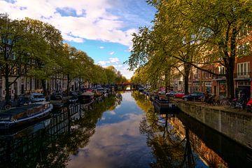 Amsterdamse Gracht sur Erol Cagdas