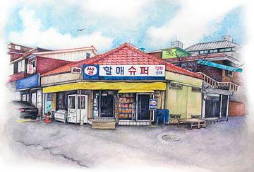 Stadt Serie 06 - Seoul A