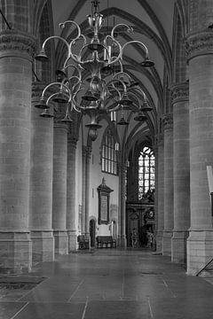Grote Kerk in Dordrecht van Elbertsen Fotografie