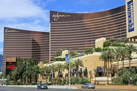 Wynn en Encore casino, Las Vegas van Antwan Janssen