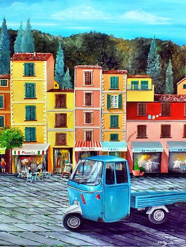 Portofino / APE von Thomas Suske