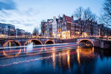 Keizersgracht, Amsterdam van Okko Meijer