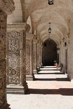 Buitenplaats in Arequipa Peru van