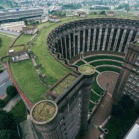 Noisy-le-Grand in Paris known for recording the Hunger Games - Mockingjay van Ivo de Bruijn