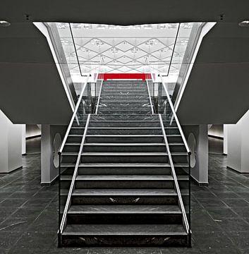 Moderne Stiege von Leopold Brix