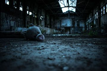 urbex fotografie von Lars Mol