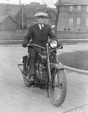 Walter Harley Davidson van harley davidson