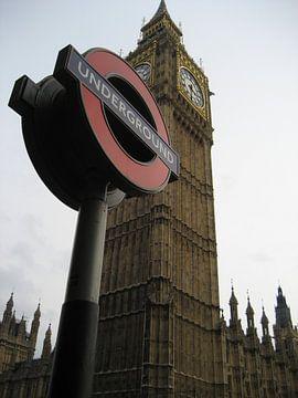 Big Ben, London van Pieter Boogaard