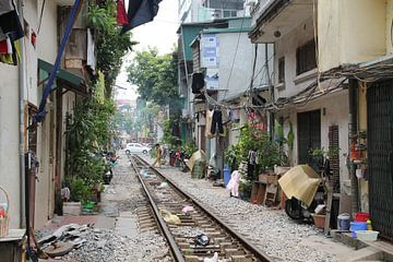 Hanoi Vietnam von Tineke Mols