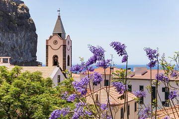 Ponta do Sol bei Ribeiro Brava auf Madeira von Werner Dieterich