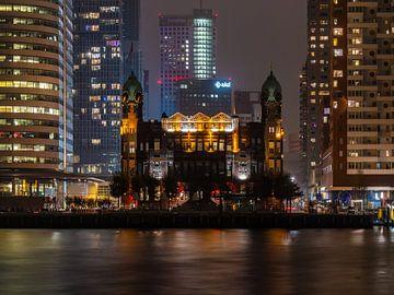 Hotel New York van Dawid Ziolkowski