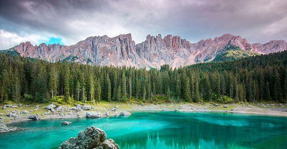 Lago di carezza (Karersee) - Dolomiten, Südtirol